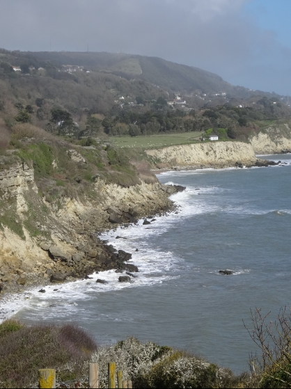 CoastalPathToVentnor2.iow