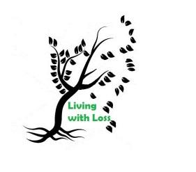 LivingWithLossWordsLogo