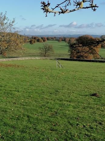 The beautiful North Shropshire views