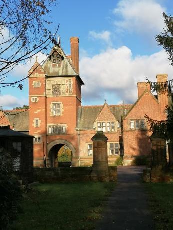 Cloverley Hall